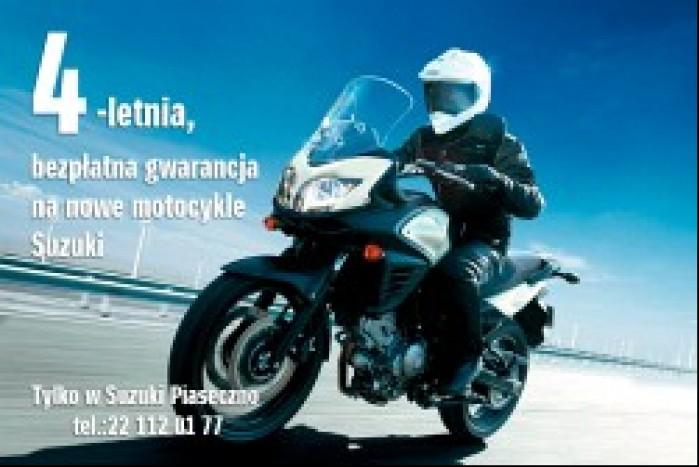 DL650 Suzuki Piaseczno gwarancja