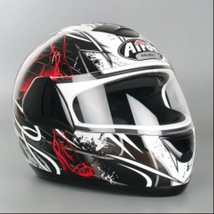 Airoh Speed Fire Evil