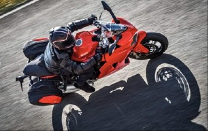 Ducati Supersport turystyka