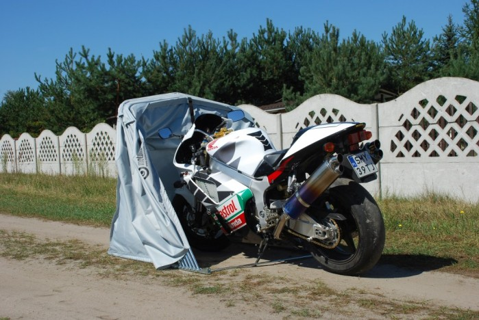 MOTOTENT NAMIOT GARAZ MOTOCYKLOWY 04