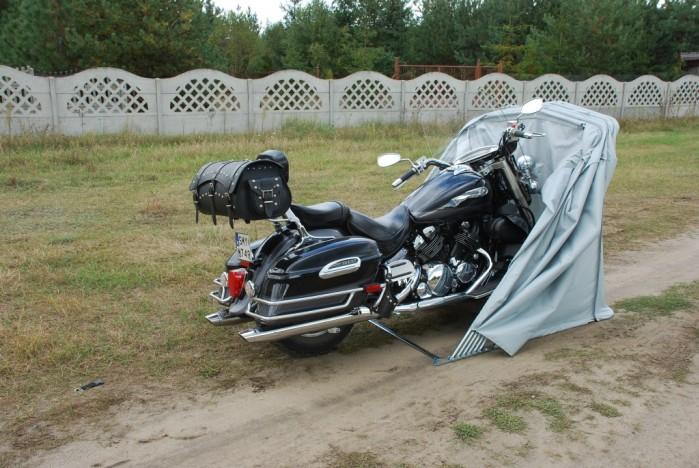 MOTOTENT NAMIOT GARAZ MOTOCYKLOWY 05