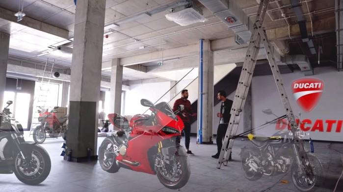 Liberty Motors Piaseczno Ducati
