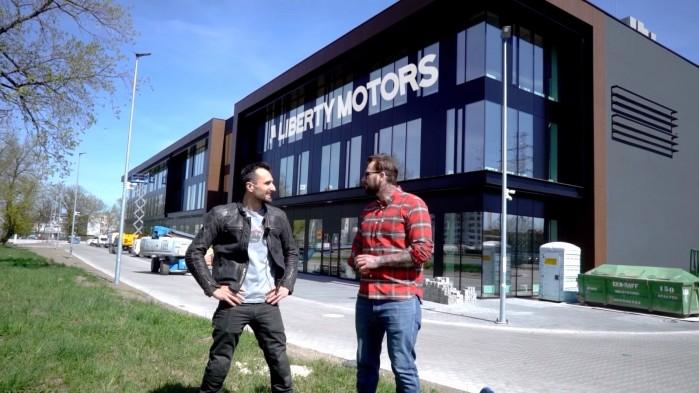 Liberty Motors Piaseczno salon