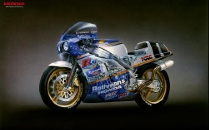 1.Honda RVF - tworca sukcesow sportowych Hondy