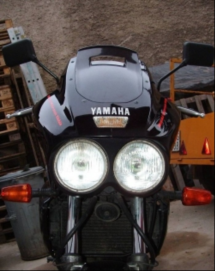Yamaha TDM 850 denka sloikow