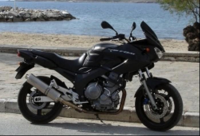 Yamaha TDM 900 black2