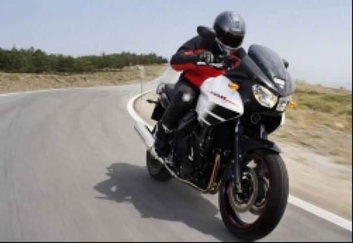 Yamaha TDM 900 jazda