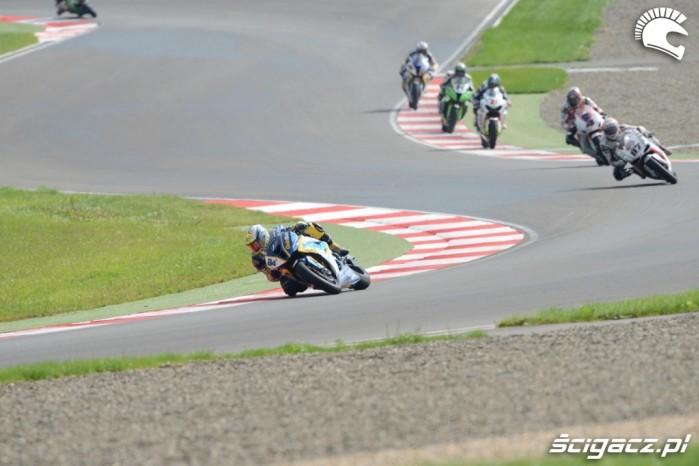 Superbike Race Moskwa 2012 BMW