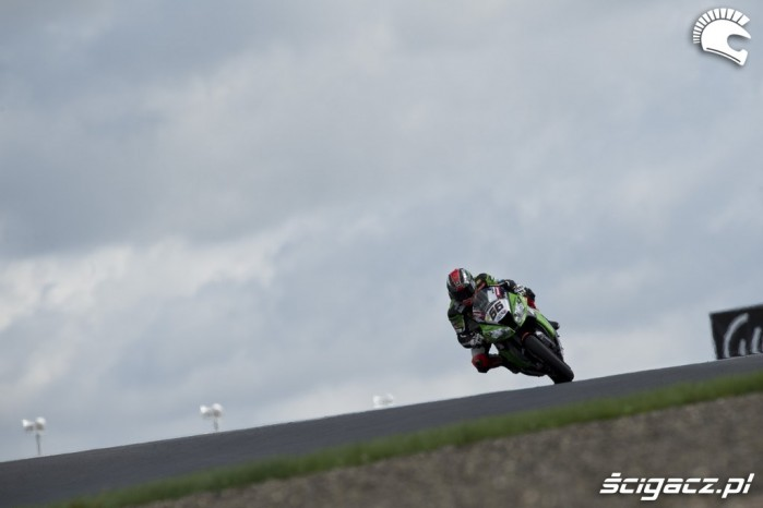 Tom Sykes  SBK Race Russia 2012 Kawasaki