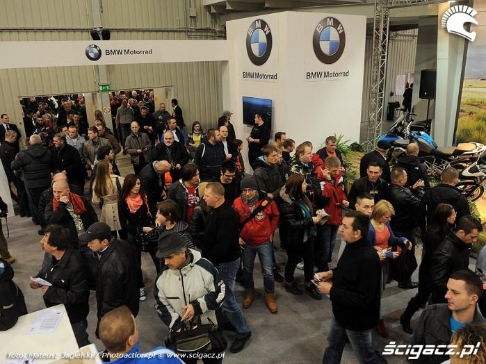 stoisko BMW