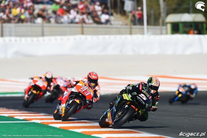 MotoGP Walencja 2017 5 Monster Tech3 Yamaha Johann Zarco 43