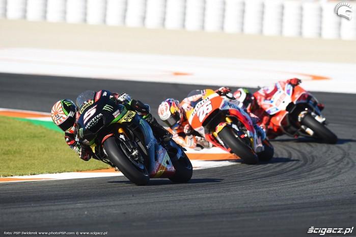 MotoGP Walencja 2017 5 Monster Tech3 Yamaha Johann Zarco 47
