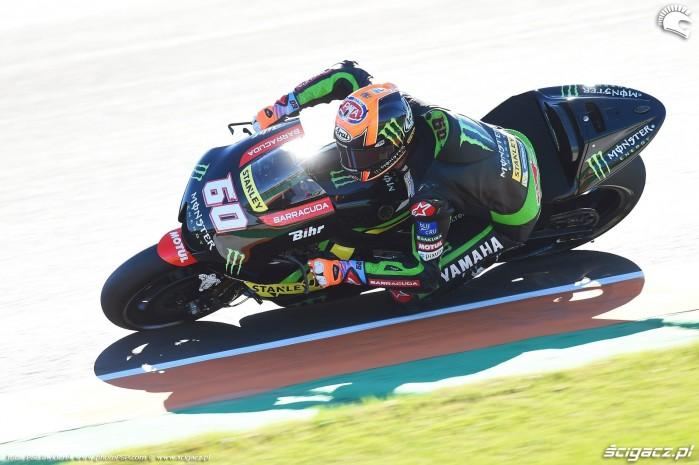 MotoGP Walencja 2017 60 Monster Tech3 Yamaha Michael VanDerMark 13