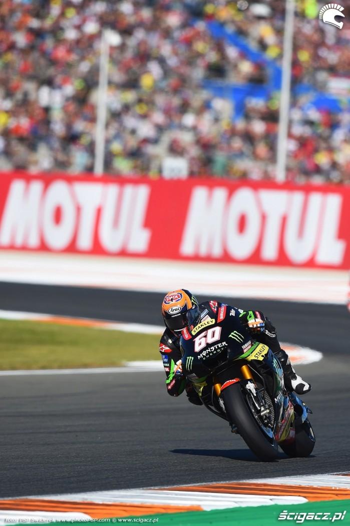 MotoGP Walencja 2017 60 Monster Tech3 Yamaha Michael VanDerMark 15