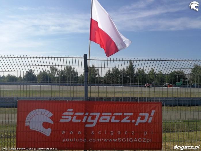 MotoGP Brno 2018 Scigacz kibice