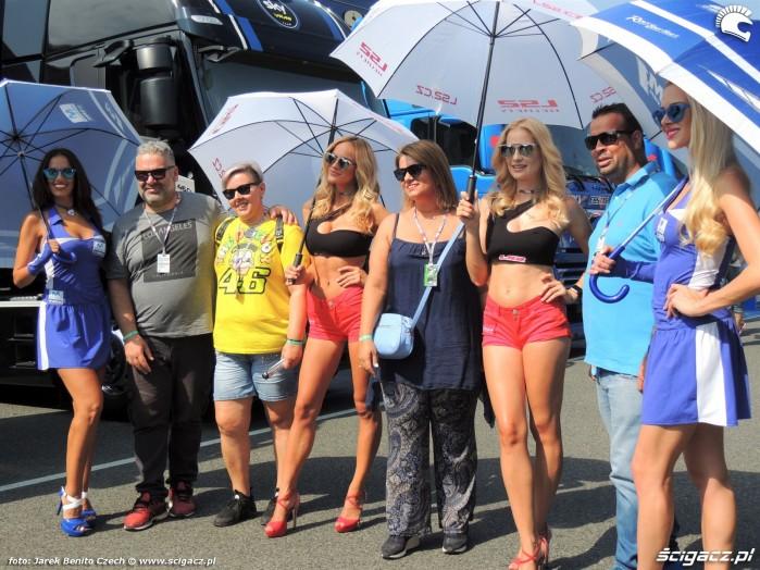 MotoGP Brno 2018 paddock girls 11
