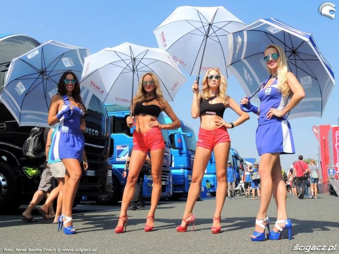 MotoGP Brno 2018 paddock girls 12
