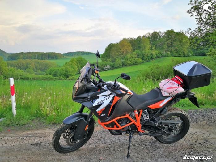 01 KTM 1290 Super Adventure R Beni test motocykla