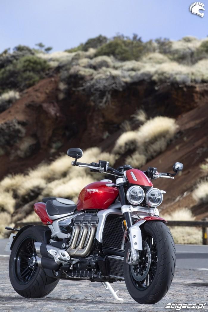 022 rocket 3 2500 pojemnosci motocykl
