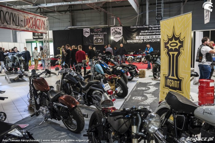 Warsaw Motorcycle Show 2019 060