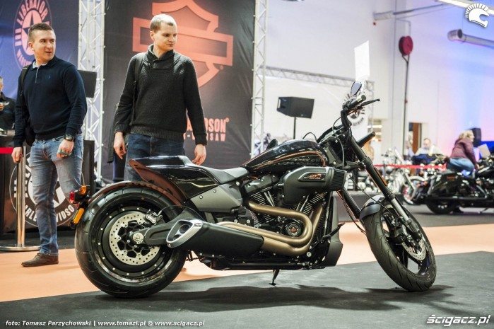 Warsaw Motorcycle Show 2019 067