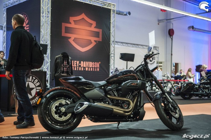 Warsaw Motorcycle Show 2019 068