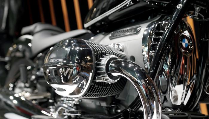 BMW R18 Cylindry