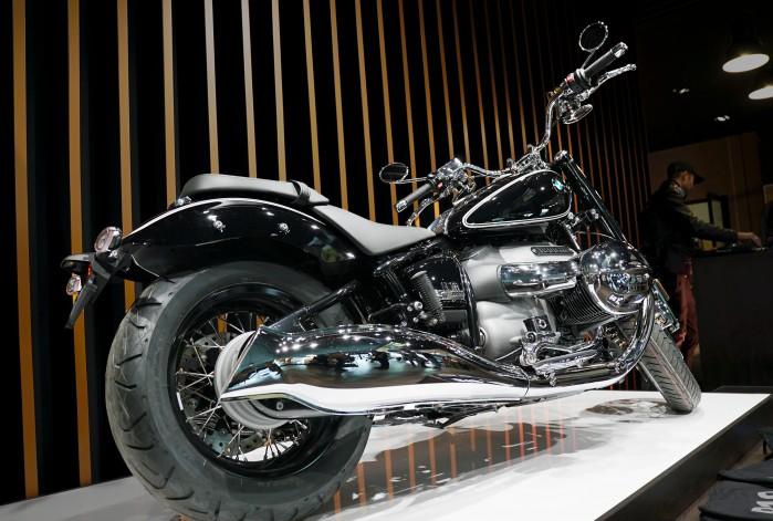 BMW R18 Model 2020 silnik Boxer 1800