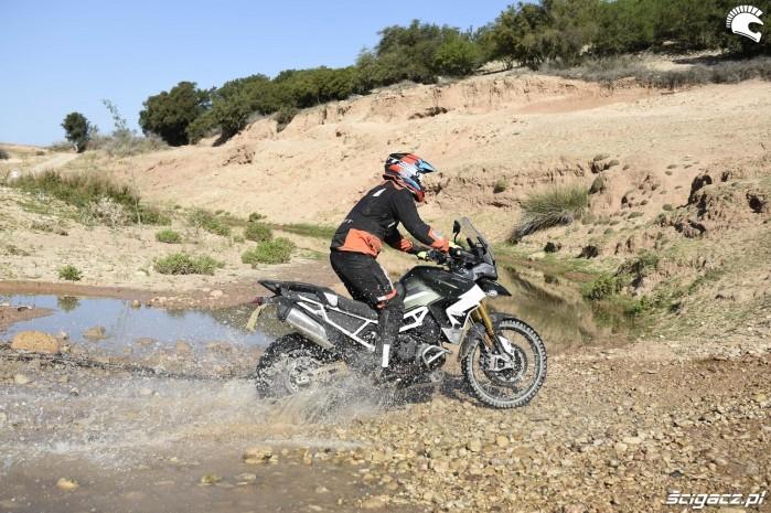 014 tiger 900 maroko barry testy