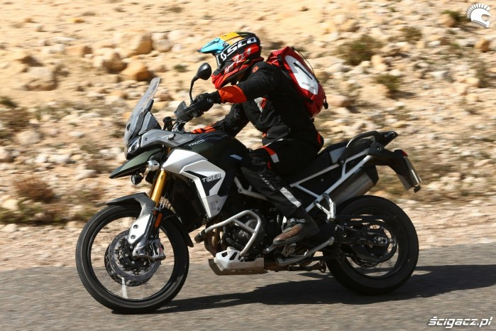 016 tiger 900 nowy triumph wersja rally pro