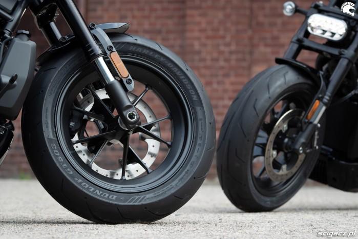 2021 harley davidson sportster s kola opony