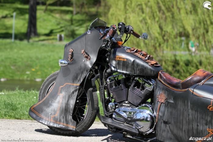 23 Harley Davidson Sportster 1200 Led Sled custom