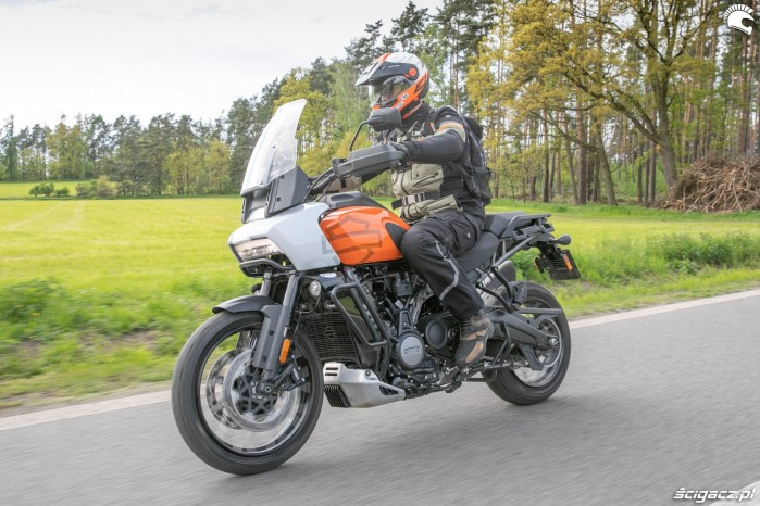 01 Harley Davidson 1250 Pan America 2021 Mariusz Lowicki