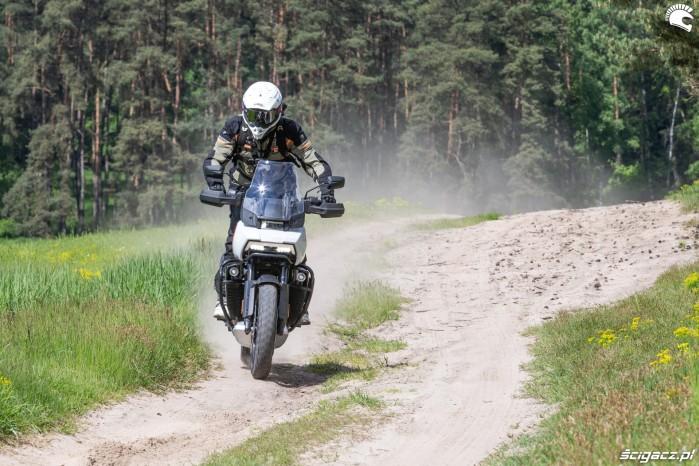 07 Harley Davidson 1250 Pan America 2021 offroad
