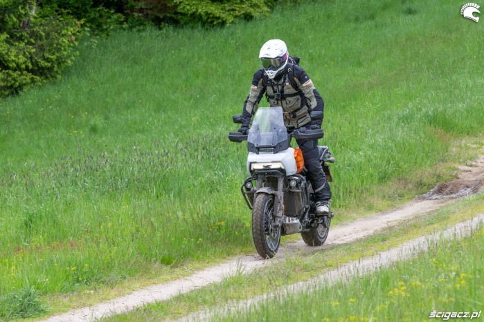 28 Harley Davidson 1250 Pan America 2021 test motocykla