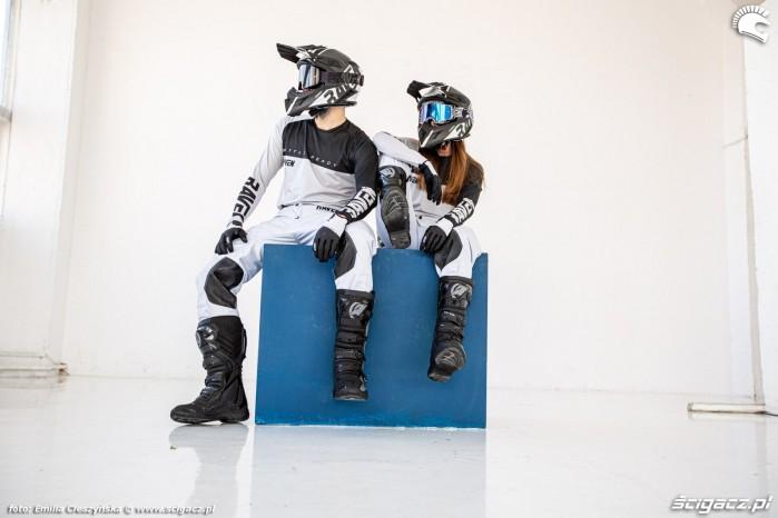 03 Raven Verve 24MX odziez motocyklowa dla kobiet i mezczyzn