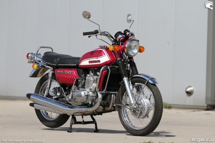 06 Suzuki GT 750 J
