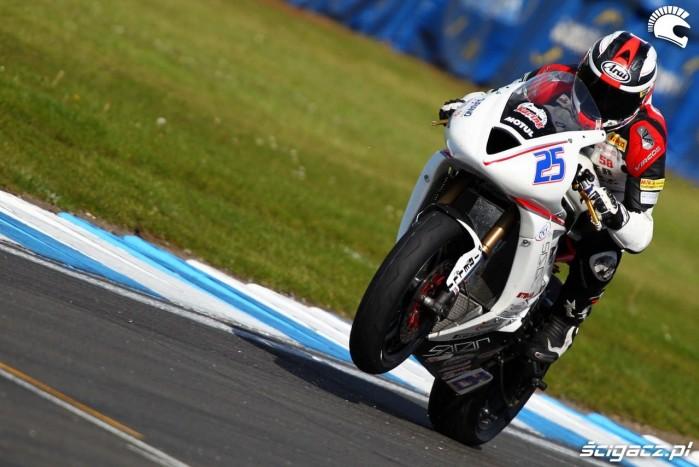 WSS Donington Park 2012 Triumph