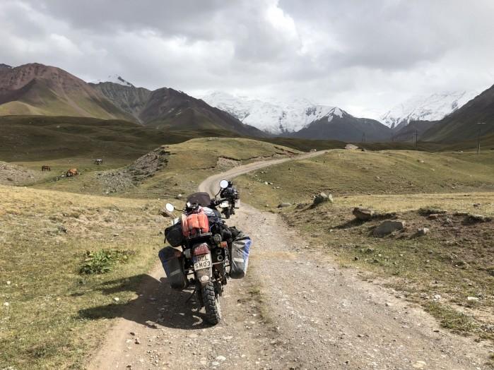Kirgistan motocyklami