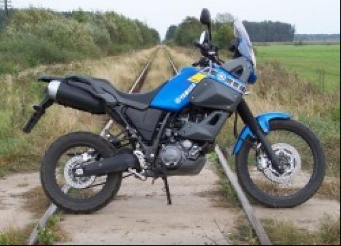 Yamaha Tenere 660 Kurpie