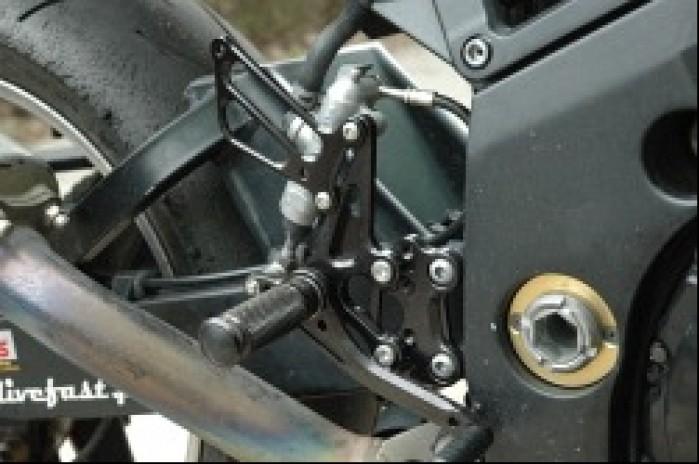 Prawy set z pompa hamulca