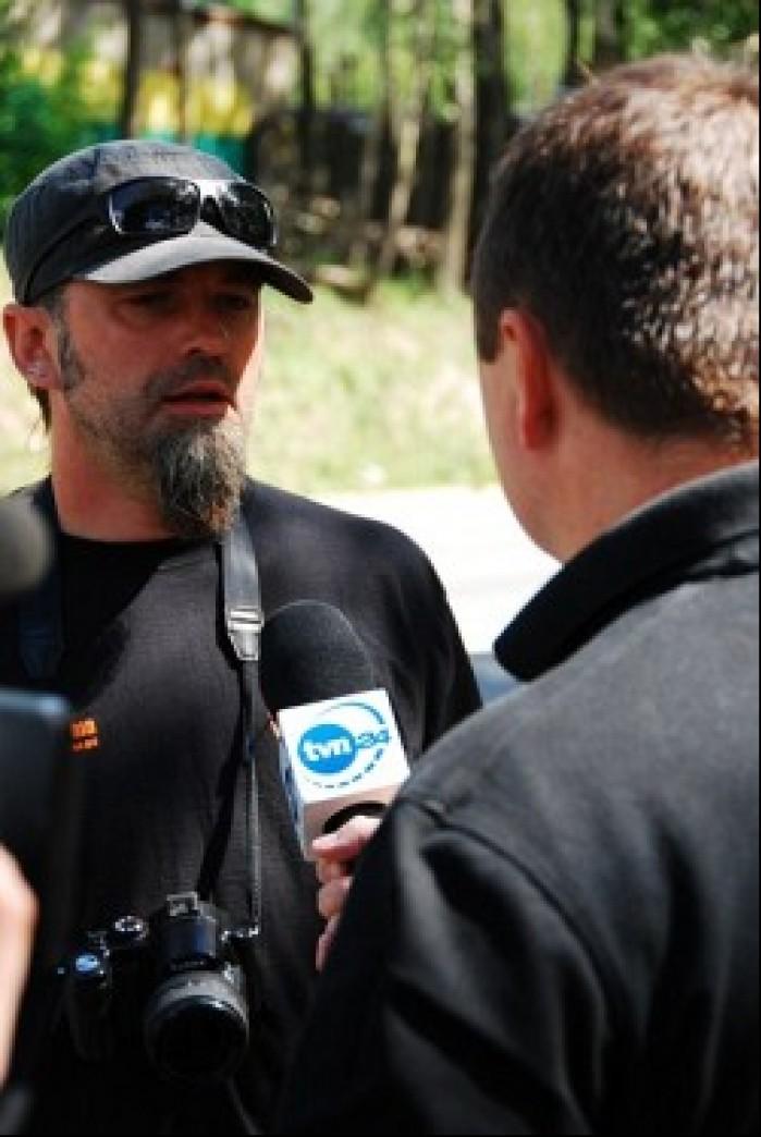 wywiad trzezwy motocyklista