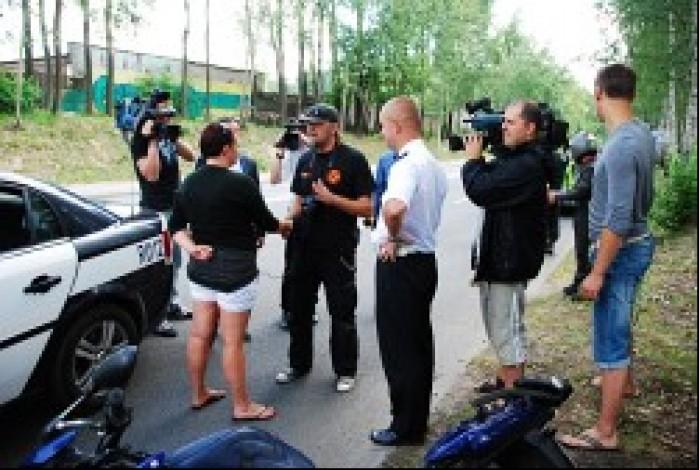 wywiady dla prasy