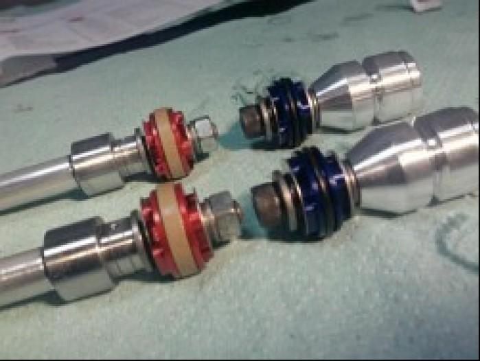 Zestaw akcesoryjnych tloczkow do widelca Hondy CBR1000RR SC59
