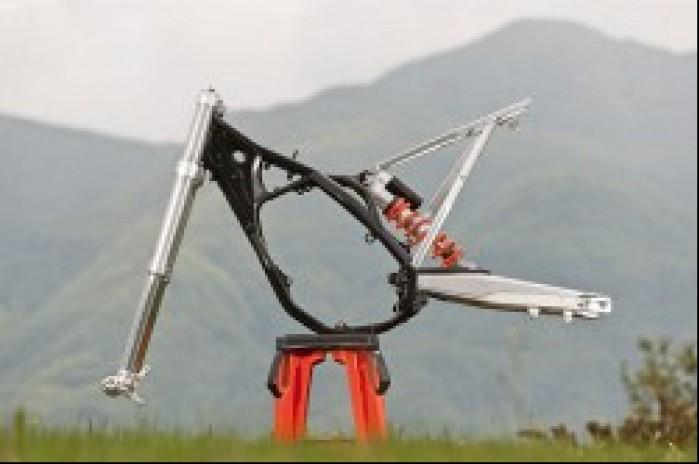 Niewlasciwie ustawione zawieszenie zaburza geometrie calego motocykla