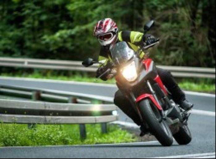 Honda NC700X Michal Mikulski