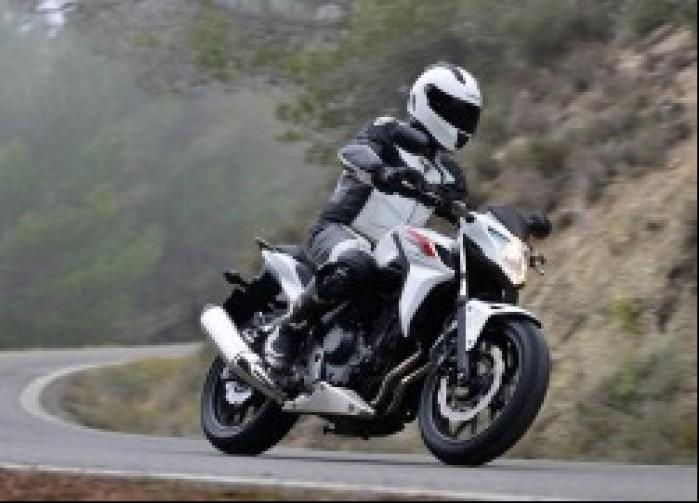 Test Honda CB500F 2013