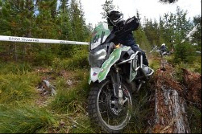 BMW GS Trophy 2014 testy