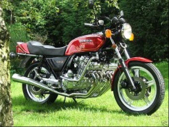Honda CBX 1978
