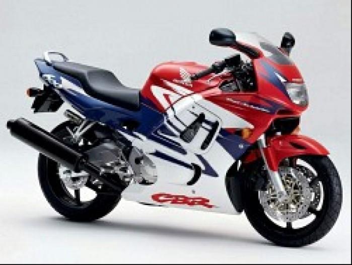 Honda CBR600F3
